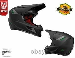 New Thor MX Reflex Blackout Helmet MX Motocross Off Road Dirt Bike ATV/UTV