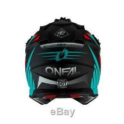 ONEAL 2020 Motocross Helmet Off Road Goggles Set Enduro MX Dirt Bike Racing ATV
