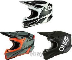 O'Neal 10 SRS Helmet MX Motocross Dirt Bike Off-Road MTB ATV Adult