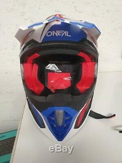 O'Neal 10 Series Helmet MX Motocross Off-Road Dirt Bike ATV Mens Womens Adult