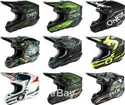 O'Neal 5 Series Helmet MX Motocross Dirt Bike Off-Road MTB ATV Adult Men Women