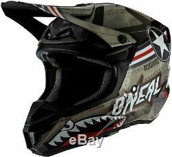 O'Neal 5 Series Wingman Helmet MX Motocross Dirt Bike Off-Road ATV Mens Adult