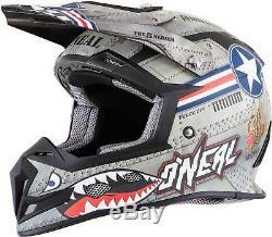 O'Neal 5 Series Wingman Helmet MX Motocross Off-Road Dirt Bike ATV Mens Adult