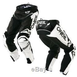 O'Neal Hardwear Flow True MX Mens Off Road Dirt Bike ATV Motocross Pants
