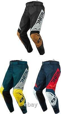 O'Neal Hardwear Surge Pants MX Motocross Dirt Bike Off-Road ATV MTB Mens Gear