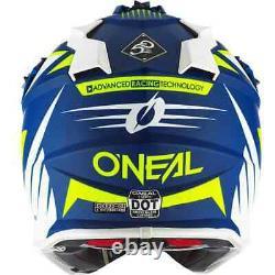 O'Neal MX Motocross Helmet SPYDE 2.0 X-Large Off Road Dirt BIke Enduro ATV Quad