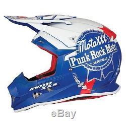 O'Neal Moto XXX PBX Helmet 0622-40 MX/Off-road/Motocross/ATV/Dirt Bike