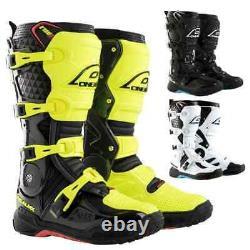 O'Neal RDX Mens Motocross Off Road Dirt Bike ATV Racing Riding Boots