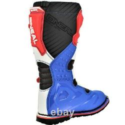 O'Neal Rider MX Adult Motocross Offroad Boots Adventure Dirt Bike ATV Quad Mult