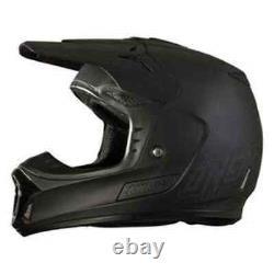 O'neal Mens 8 Series Stealth Dirt Bike Off-Road ATV Quad Motocross DOT Helmets