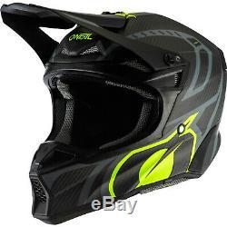 Oneal 10 Series Carbon Race Motocross Helmet Off Road Dirt Bike ATV GhostBikes