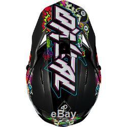 Oneal 3 Series Crank 2.0 Motocross Helmet ATV Enduro Dirt Bike Quad GhostBikes