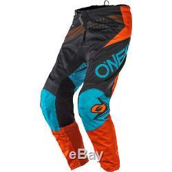 Oneal Element 2020 Factor Motocross Pants MX ATV Dirt Quad Bike Enduro Off Road