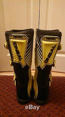Oneal Rider Motocross Boots MX Off Road Dirt Bike ATV Racing MX Boots motocycle