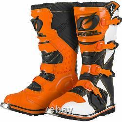 Oneal Rider Motocross Boots MX Off Road Dirt Bike Quad BMX ATV Racing Boots