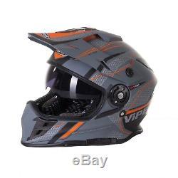 RXV288 MX Motocross Helmet Dual On/OffRoad Dirt Bike Racing ATV Men Women Ventur