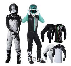 SEVEN MX ZERO Motocross Gear Set 2020 Pants & Jersey Kit Dirt Bike Offroad ATV