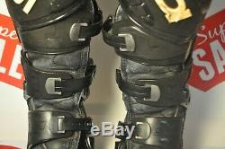 SIDI CHARGER MX MOTOCROSS DIRT BIKE OFF ROAD ATV MANS Boots Size 8.5