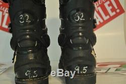 SIDI CHARGER MX MOTOCROSS DIRT BIKE OFF ROAD ATV MANS Boots Size 9 1/2 9.5
