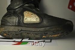 SIDI SRS CROSSFIRE MX MOTOCROSS DIRT BIKE OFF ROAD ATV MANS Boots Size 10 large
