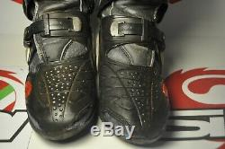 SIDI SRS CROSSFIRE MX MOTOCROSS DIRT BIKE OFF ROAD ATV MANS Boots Size 9 1/2