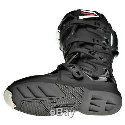 Scoyco Motocross CE Enduro Quad Dirt Bike Race ATV Mx Off Road Boots Black