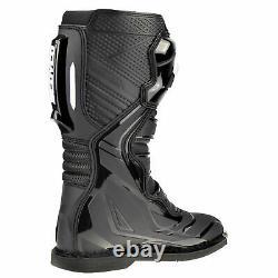 Scoyco Motocross Riding Boots Off Road MX Dirt Bike Atv Quad Shoes Size Uk13