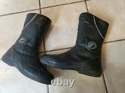 Setup ST Mens Size 12.5 Dirt Bike Motocross Motorcycle Boots DISCONTINUED