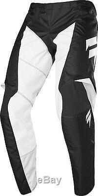 Shift White Label Race 2 Combo Jersey Pant MX Motocross Dirt Bike ATV MTB Gear