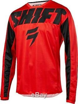 Shift White Label York Combo Jersey Pant MX Motocross Dirt Bike ATV MTB Gear