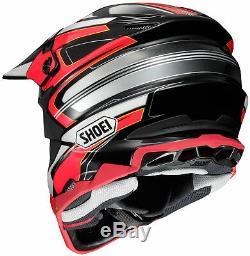 Shoei Helmet VFX-EVO Brayton TC-1 Motocross MX ATV/UTV Off Road Dirt Bike All SZ