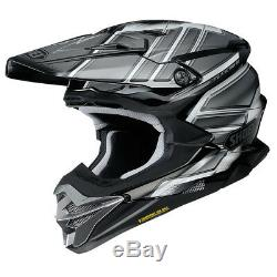 Shoei Vfx-evo Glaive Tc5 MX Motocross Enduro Motorcycle Dirt Bike Atv Helmet