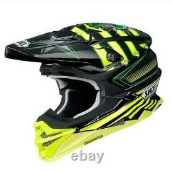 Shoei Vfx-evo Grant 3 Tc3 MX Motocross Enduro Motorcycle Dirt Bike Atv Helmet