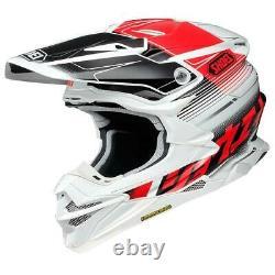 Shoei Vfx-evo Zinger Tc1 MX Motocross Enduro Motorcycle Dirt Bike Atv Helmet