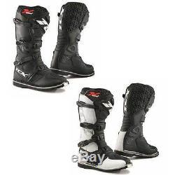 TCX X-Blast ATV Motocross MX Off Road Dirt Bike Moto Boots All Colours & Sizes