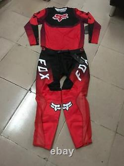 TROY FOX Racing 360 Adult Riding Pant & Jersey Combo Mx ATV Dirt Bike Off Road