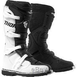 Thor Blitz XP Boots MX Motocross Dirt Bike Off-Road ATV Gear