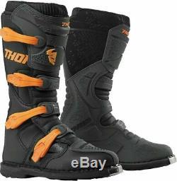 Thor Blitz XP Mens Motocross Mx Off Road Quad Bike Dirt Trials ATV Racing Boots