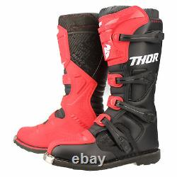 Thor Blitz XP Motocross Mx CE Off-Road Motorcycle Quad Bike Trial Dirt ATV Boots