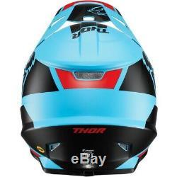 Thor MX T20 Sector Split Mens Off Road Dirt Bike ATV Riding Motocross Helmets