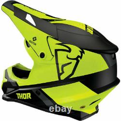 Thor Mx Sector Split MIPS Off Road Motorcycle Dirt Motorbike Motocross Helmet