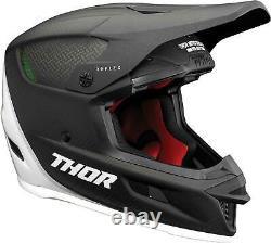 Thor Reflex Polar Carbon Helmet MX Motocross Dirt Bike Off-Road ATV MTB Gear