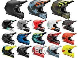 Thor Sector Helmet Adult & Youth Sizes Motocross Dirt Bike Offroad MX ATV UTV
