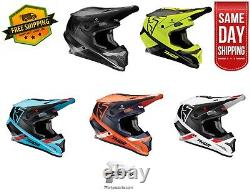 Thor Sector SPLIT Helmet MX Motocross Off-Road Dirt Bike ATV MTB Adult ALL COLOR