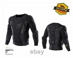 Troy Lee Designs 7855 Protective LS Shirt MX Off Road Dirt Bike ATV/UTV