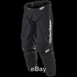 Troy Lee Designs GP Pants Mono Black TLD MX Motocross Dirt Bike ATV Gear Adult