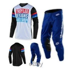 Troy Lee Designs Gear Combo Set TLD MX Motocross Dirt Bike ATV Enduro MTB 2020