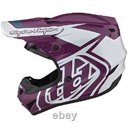 Troy Lee Designs Se4 GP Helmet TLD Mx Motocross Dirt Bike Enduro OVERLOAD GINGER