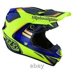 Troy Lee Designs Se4 Helmet Composite TLD MX Motocross Dirt Bike ATV Flash 2020