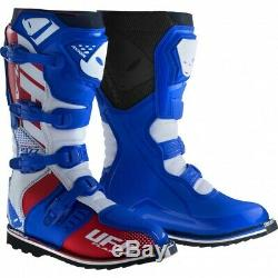 UFO AVIOR EU Motocross Boots MX Off Road Dirt Bike ATV Racing Boot All Sizes